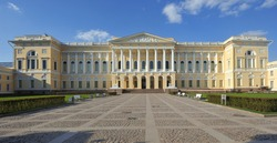 the state Russian Museum in St. Petersburg