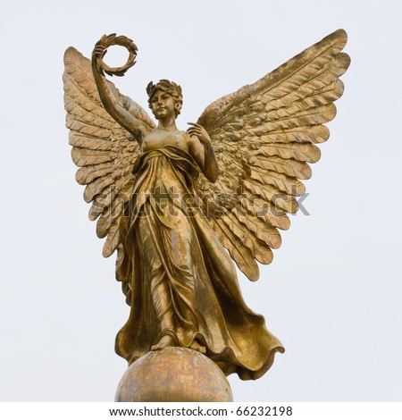 The Statue of Fairy