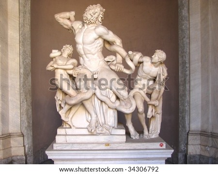 laocoon face - photo #44