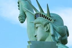 The Statue of Liberty,America,American Symbol,United states,New York,LasVegas,Guam,Paris
