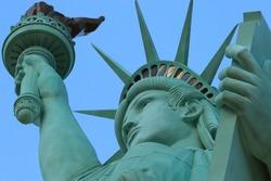 The Statue of Liberty,America,American,United states,Manhattan,Las Vegas,Paris,Guam