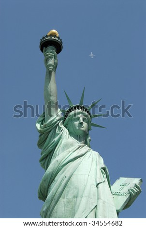 The Statue Of Liberty National Monument