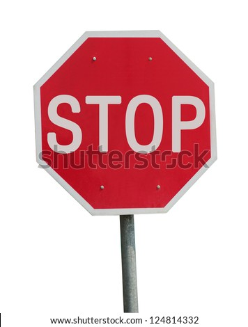 """The """"stop"""""""