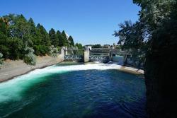 The stunning Riverfront Park in Spokane Washington.