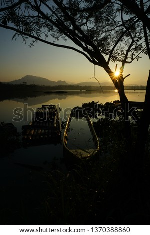 the sunrise moment