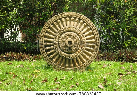 free photos the symbol of buddhism wheel of dhamma avopix com