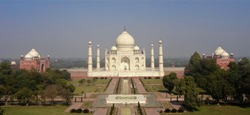 The Tajmahal, symbol of love, Agra Uttar Pradesh, India, Historical
