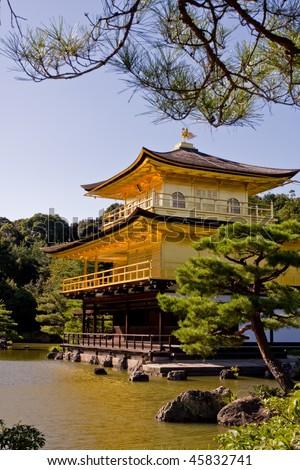 The Temple of Golden Pavilion