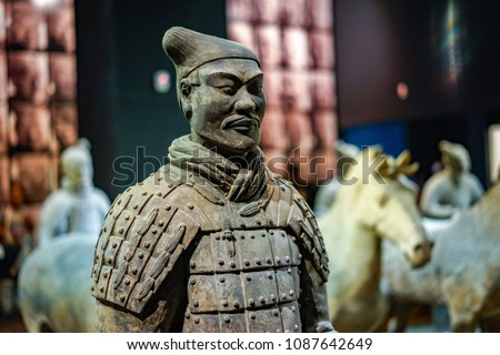 The Terracotta Warriors,known as Terracotta Warriors and Horses Museum, is located about 36 kilometers (22.4 miles) east of Xian