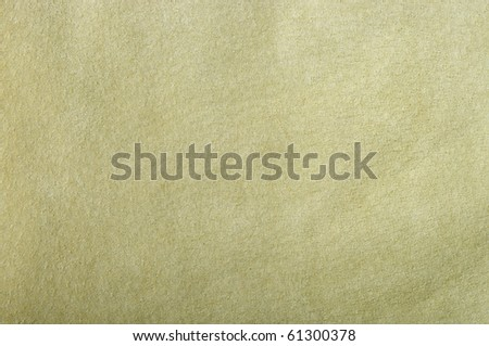The texture of a light green leather.