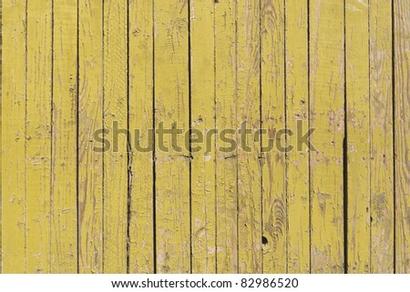 The texture of old scratched wooden planks