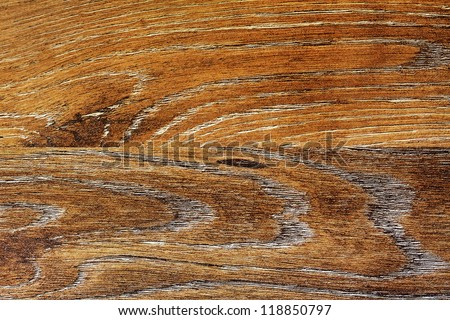The texture of the laminated floor boards oak
