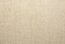 The texture of the natural linen