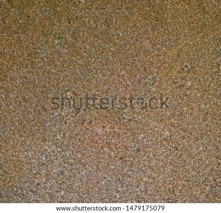 The texture of the urban paving stone