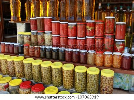 The Tirilye Village Bazaar, Mudanya.