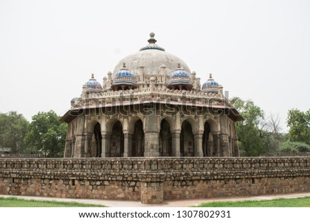 The tomb of Humayun  #1307802931