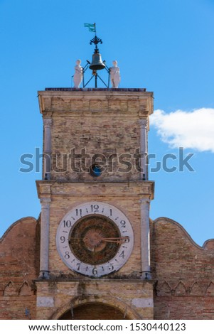 The town of Pordenone / Town hall #1530440123