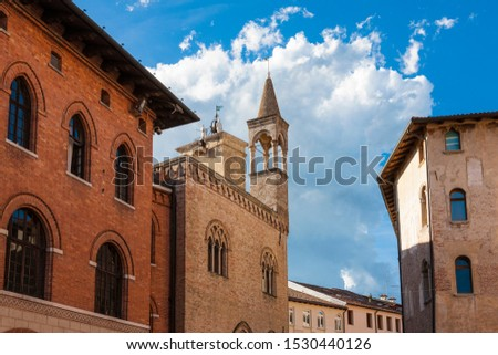 The town of Pordenone / Town hall #1530440126
