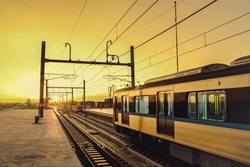 The Train Leaves Before Sunset