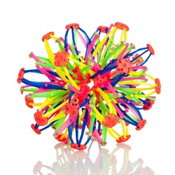 The transformer sphere, the transformer ball or the Hoberman sphere is an expanding and contracting ball, the development of spatial thinking and creative abilities of children