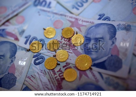 The Turkish lira is the currency of Turkey and the self-declared Turkish Republic of Northern Cyprus.  #1174714921