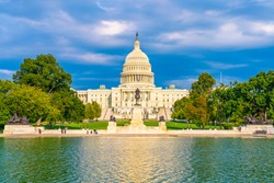 The United States Capitol, often called the Capitol Building, is the home of the United States Congress and the seat of the legislative branch of the U.S. federal government. Washington, United States