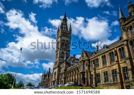 The University of Glasgow is a public research university founded in 1451. It is the fourth oldest university in the English speaking world and is one of Scotland's four ancient universities.