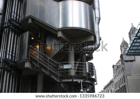 The urban London