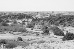 The Valley of the Swakop Riverbed