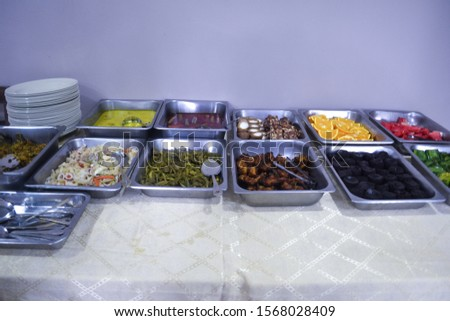 The Variety of Malaysian's Food