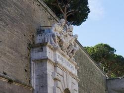 The Vatican Museums in Vatican city