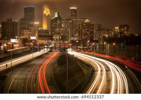 The Veins of Minneapolis #694512337