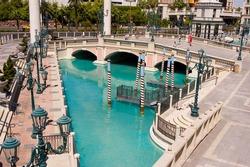 The Venecian Pool, Las Vegas USA