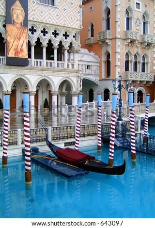 The Venetian Hotel in Las Vegas