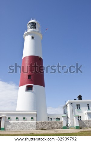 the very grand portland bill lighthouse