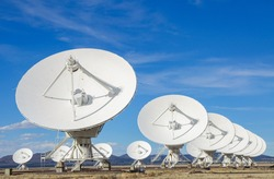 The Very Large Array, Radio Astronomy Telescopes