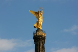 The Victory Column is a monument in Berlin, Germany.