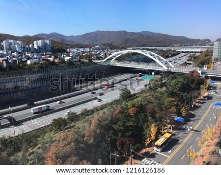 The View of Seoul Metropolitan Buildings #1216126186