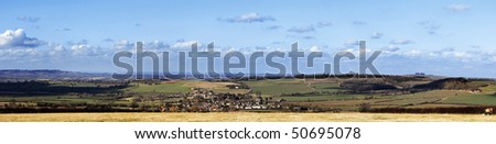 the village of hook norton in oxfordshire