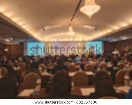 The vintage blur image represents the organization in the business meeting. Increase the potential of work within the organization.Business approach to the growth of the personnel who want to succeed.
