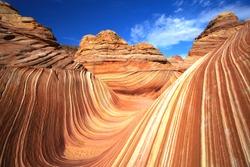 The Wave at Paria Canyon