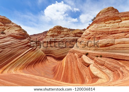 The Wave - Coyote Buttes North