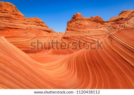 The wave in the Arizona desert, USA. #1120438112