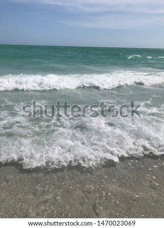 The waves come rushing in  #1470023069