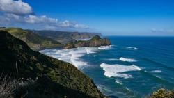 The West Coast of NewZealand