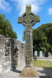 The West Highcross at, the Monasterboice monastic site.