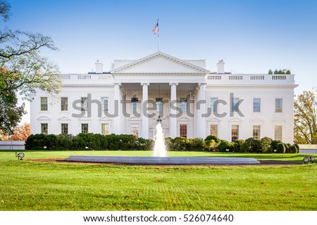 Shutterstock The White House, Washington DC