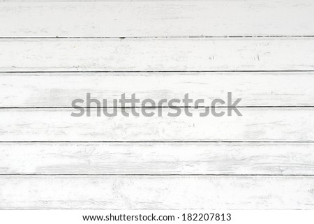 The white wood texture with natural patterns background #182207813