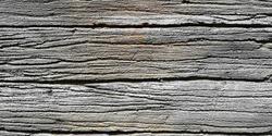 The wood texture of railway sleepers.