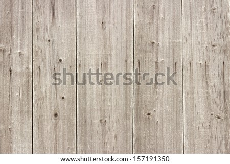 The wood texture with natural patterns #157191350